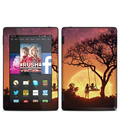Amazon Kindle Fire HD 7in 2014 Skin - You and I