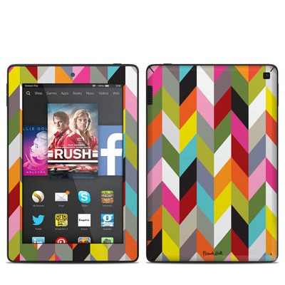 Amazon Kindle Fire HD 7in 2014 Skin - Ziggy Condensed