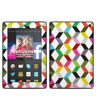 Amazon Kindle Fire HD 7in 2014 Skin - Ziggy Cube