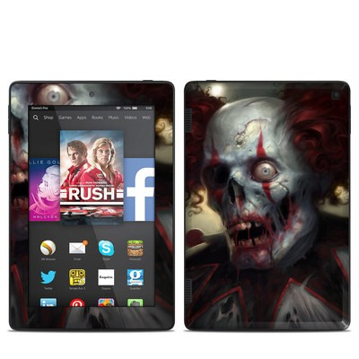 Amazon Kindle Fire HD 7in 2014 Skin - Zombini