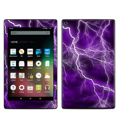 Amazon Kindle Fire HD8 2015 Skin - Apocalypse Violet