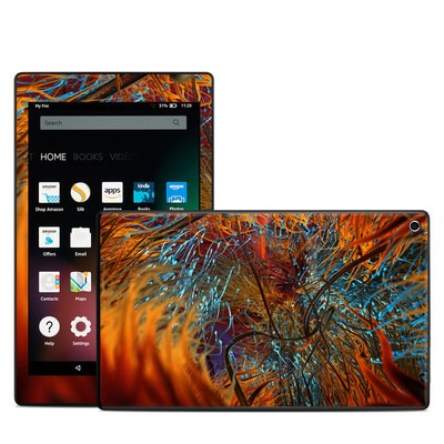 Amazon Kindle Fire HD8 2015 Skin - Axonal