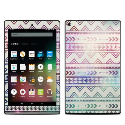 Amazon Kindle Fire HD8 2015 Skin - Bohemian