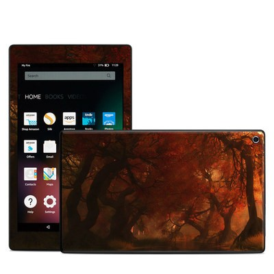 Amazon Kindle Fire HD8 2015 Skin - Canopy Creek Autumn