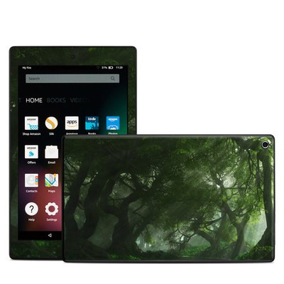 Amazon Kindle Fire HD8 2015 Skin - Canopy Creek Spring