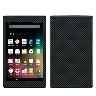 Amazon Kindle Fire HD8 2015 Skin - Carbon