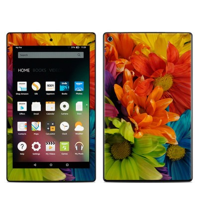 Amazon Kindle Fire HD8 2015 Skin - Colours