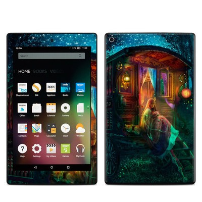Amazon Kindle Fire HD8 2015 Skin - Gypsy Firefly