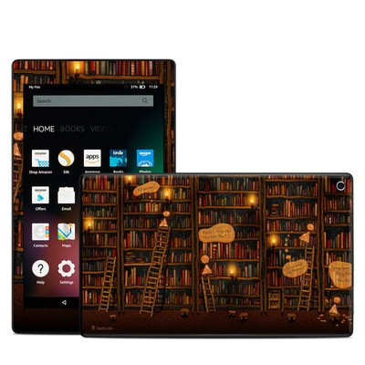 Amazon Kindle Fire HD8 2015 Skin - Google Data Center