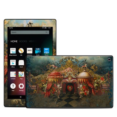Amazon Kindle Fire HD8 2015 Skin - Imaginarium