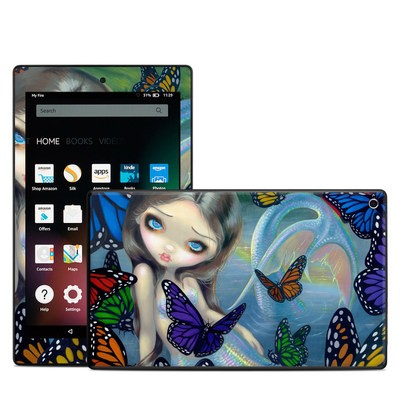 Amazon Kindle Fire HD8 2015 Skin - Mermaid