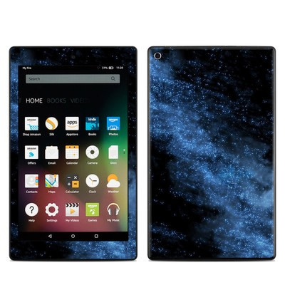 Amazon Kindle Fire HD8 2015 Skin - Milky Way