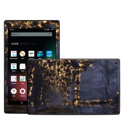 Amazon Kindle Fire HD8 2015 Skin - Shaded Path