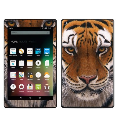 Amazon Kindle Fire HD8 2015 Skin - Siberian Tiger