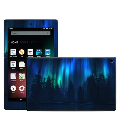Amazon Kindle Fire HD8 2015 Skin - Song of the Sky