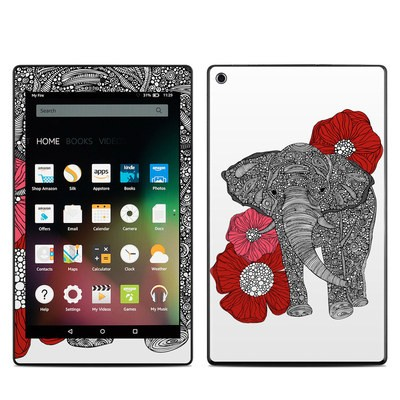 Amazon Kindle Fire HD8 2015 Skin - The Elephant