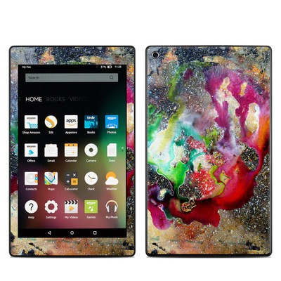 Amazon Kindle Fire HD8 2015 Skin - Universe