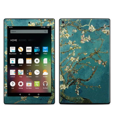 Amazon Kindle Fire HD8 2015 Skin - Blossoming Almond Tree