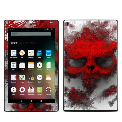 Amazon Kindle Fire HD8 2015 Skin - War Light