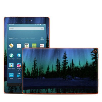 Amazon Kindle Fire HD8 2016 Skin - Aurora