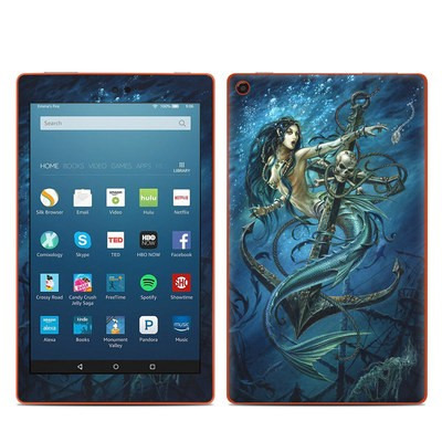 Amazon Kindle Fire HD8 2016 Skin - Death Tide
