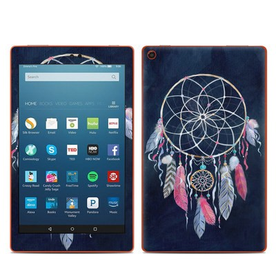 Amazon Kindle Fire HD8 2016 Skin - Dreamcatcher