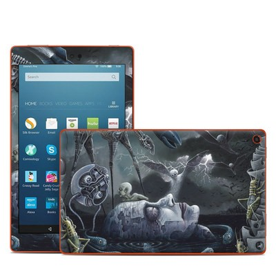 Amazon Kindle Fire HD8 2016 Skin - Dreams