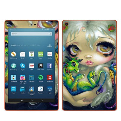 Amazon Kindle Fire HD8 2016 Skin - Dragonling