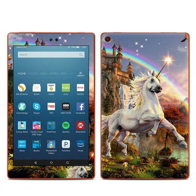 Amazon Kindle Fire HD8 2016 Skin - Evening Star
