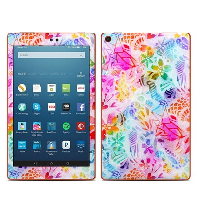 Amazon Kindle Fire HD8 2016 Skin - Fairy Dust