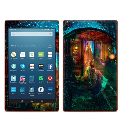 Amazon Kindle Fire HD8 2016 Skin - Gypsy Firefly