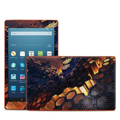 Amazon Kindle Fire HD8 2016 Skin - Hivemind