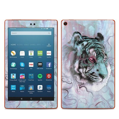 Amazon Kindle Fire HD8 2016 Skin - Illusive by Nature