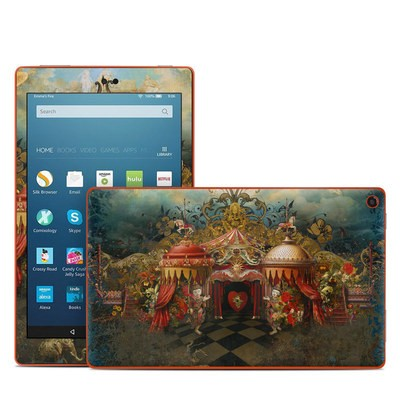 Amazon Kindle Fire HD8 2016 Skin - Imaginarium