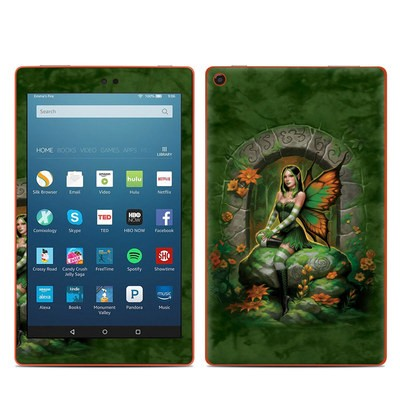 Amazon Kindle Fire HD8 2016 Skin - Jade Fairy