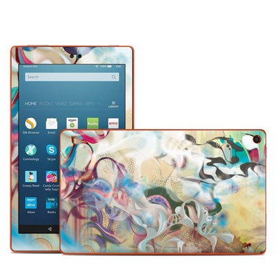Amazon Kindle Fire HD8 2016 Skin - Lucidigraff