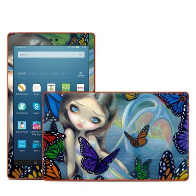 Amazon Kindle Fire HD8 2016 Skin - Mermaid