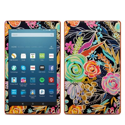 Amazon Kindle Fire HD8 2016 Skin - My Happy Place