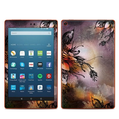 Amazon Kindle Fire HD8 2016 Skin - Purple Rain