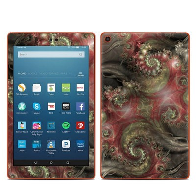 Amazon Kindle Fire HD8 2016 Skin - Reaching Out
