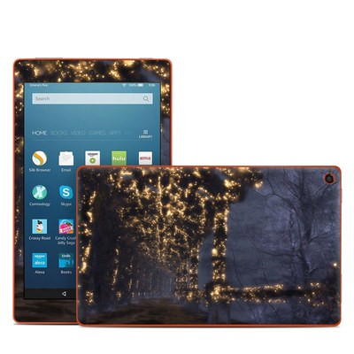 Amazon Kindle Fire HD8 2016 Skin - Shaded Path
