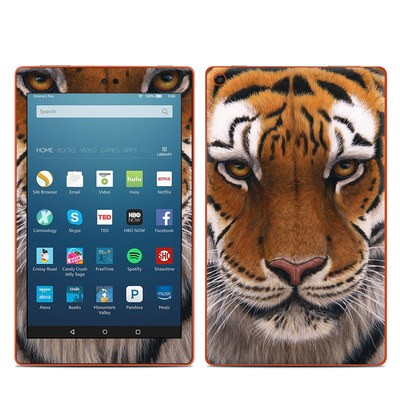 Amazon Kindle Fire HD8 2016 Skin - Siberian Tiger