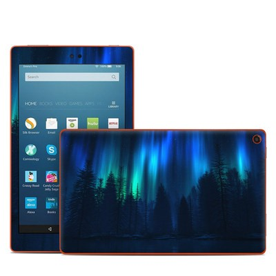 Amazon Kindle Fire HD8 2016 Skin - Song of the Sky