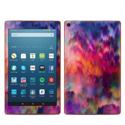 Amazon Kindle Fire HD8 2016 Skin - Sunset Storm