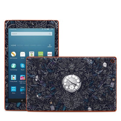 Amazon Kindle Fire HD8 2016 Skin - Time Travel