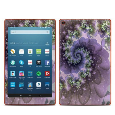 Amazon Kindle Fire HD8 2016 Skin - Turbulent Dreams