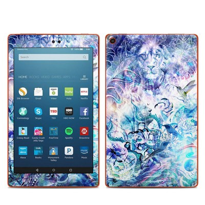 Amazon Kindle Fire HD8 2016 Skin - Unity Dreams