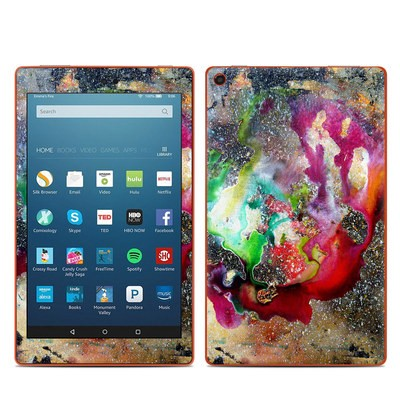 Amazon Kindle Fire HD8 2016 Skin - Universe