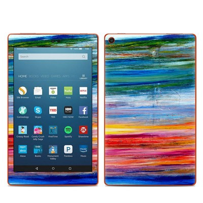 Amazon Kindle Fire HD8 2016 Skin - Waterfall