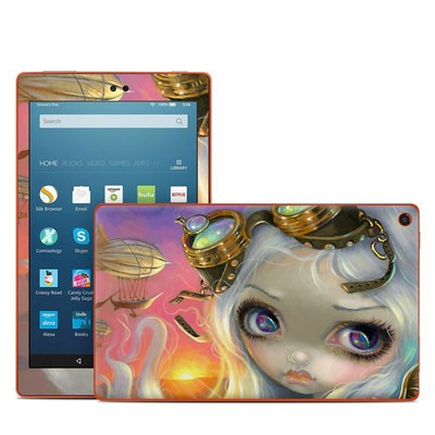 Amazon Kindle Fire HD8 2016 Skin - Windswept